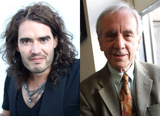 Russell Brand, Andrew Sachs, Celebrity Prank, Mean Voicemail Message, Manuel In Fawlty Towers