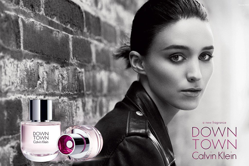 Is there anyone who embodied downtown cool quite like Rooney Mara? The It girl was tapped as the face of Downtown by Calvin Klein and fit the bill pretty perfectly.