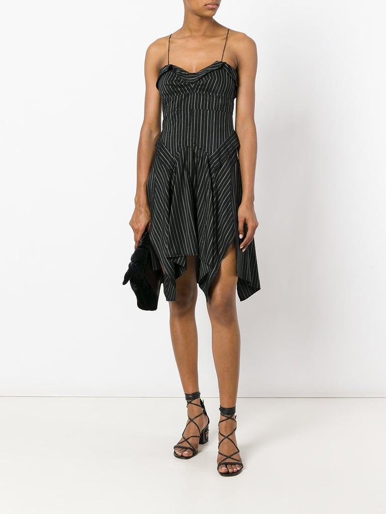 Isabel Marant Striped Shaper Dress ($1,174)