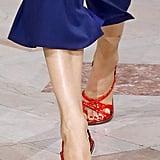 Sies Marjan Shoes on the Runway at New York Fashion Week