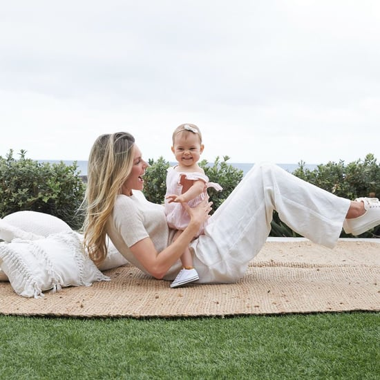 Jennifer Hawkins Interview About Motherhood