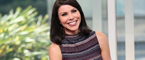 The Secret Message Behind Heather Dubrow's Etched Window Will Wow You