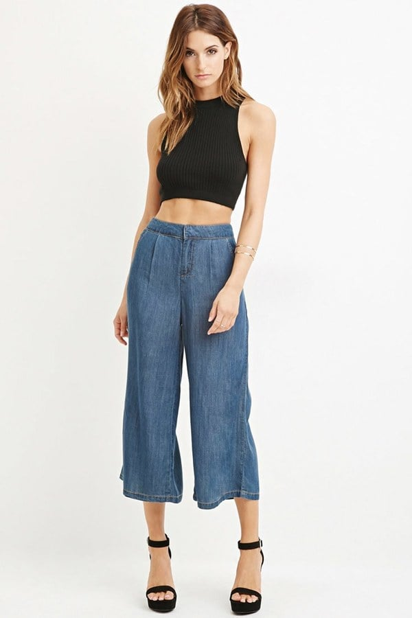 Breezy but Office-Appropriate Pants For Warm Summer Days