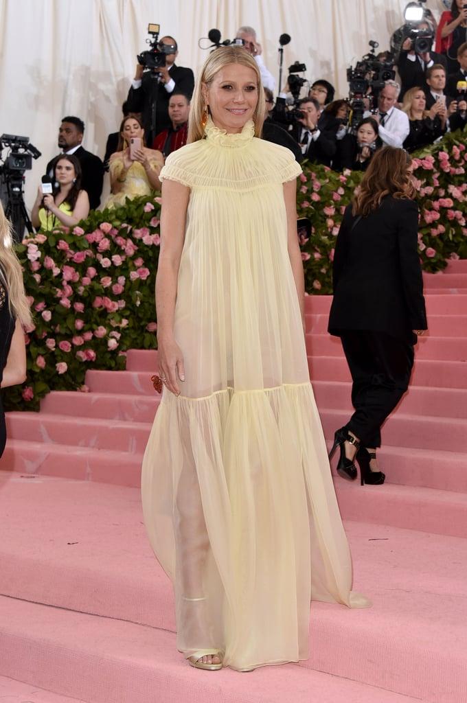 Gwyneth Paltrow at the 2019 Met Gala