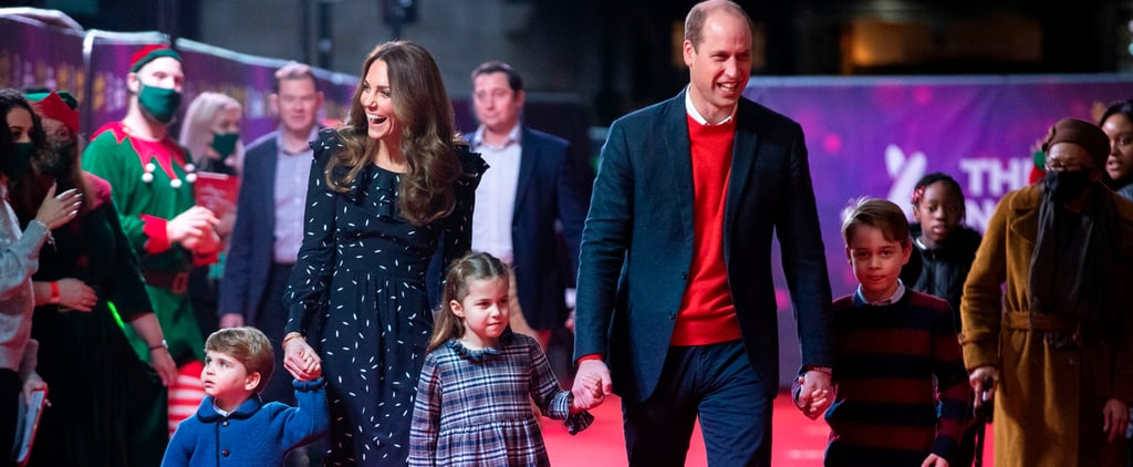 Princess Charlotte Refused to Hold Prince William's Hand