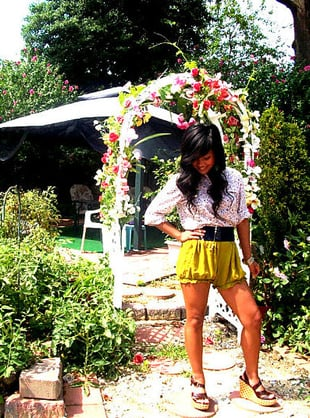 Look of the Day: Babe in Bloomers