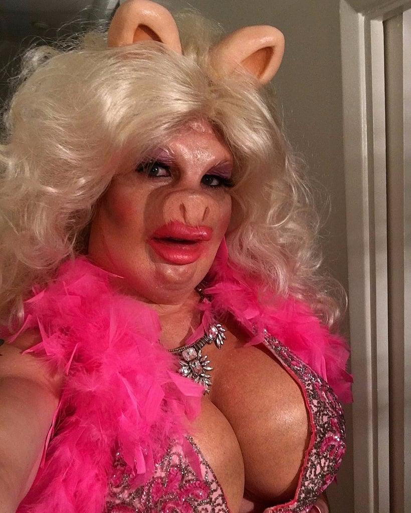 Colton Haynes Halloween Costume 2016