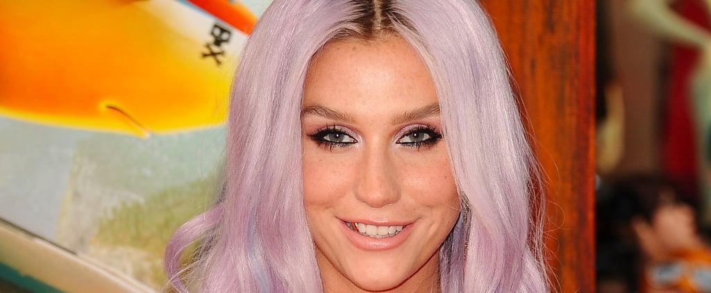 Kesha Drops Dr. Luke Lawsuit
