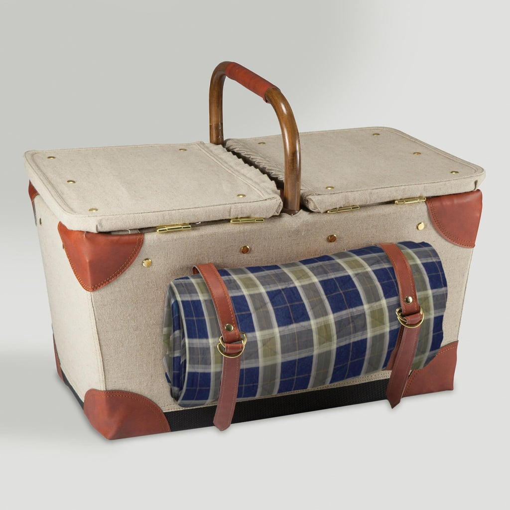 Fully-Equipped Picnic Basket ($130)