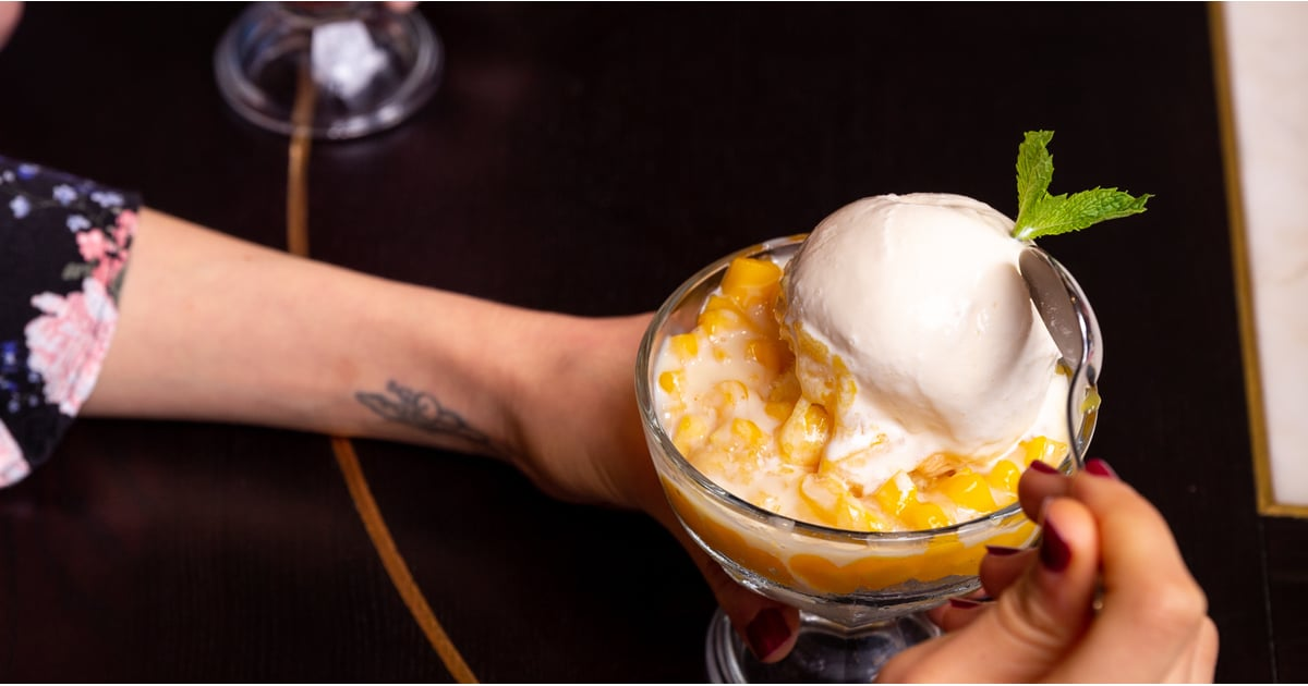 Stop What You're Doing and Make This Shaved Ice Cream