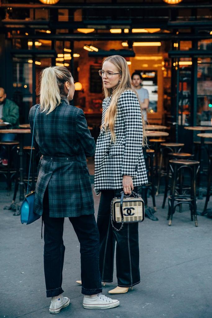 Paris Fashion Week Day 1