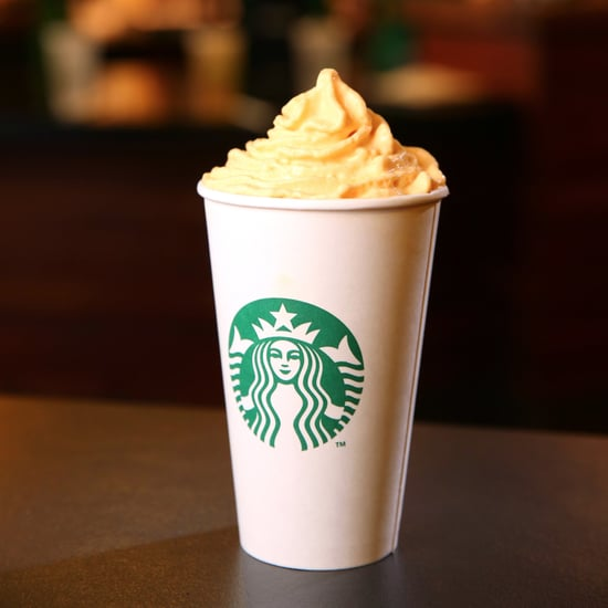 Starbucks Pumpkin Spice Whip