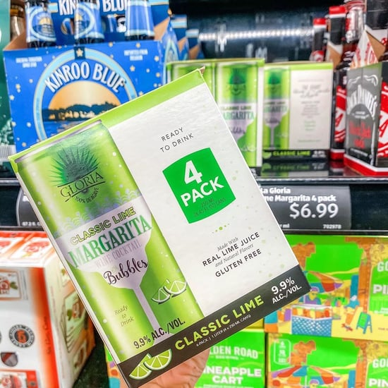 Aldi Is Selling Bubbly Margarita Wine Cocktails in a Can