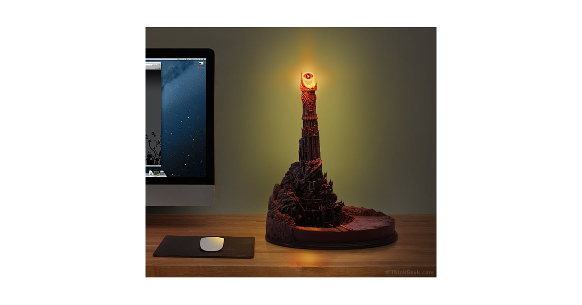 Eye of Sauron Desk Lamp | April Fools' Day Pranks 2013 | POPSUGAR ...