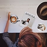 Coffee + Kinfolk = heaven.