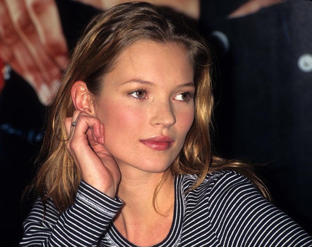 90s Beauty Trends - Celebrity Makeup, Hair Looks