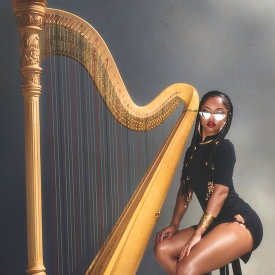 Grammys: Harpist Madison Calley Performing With Roddy Ricch