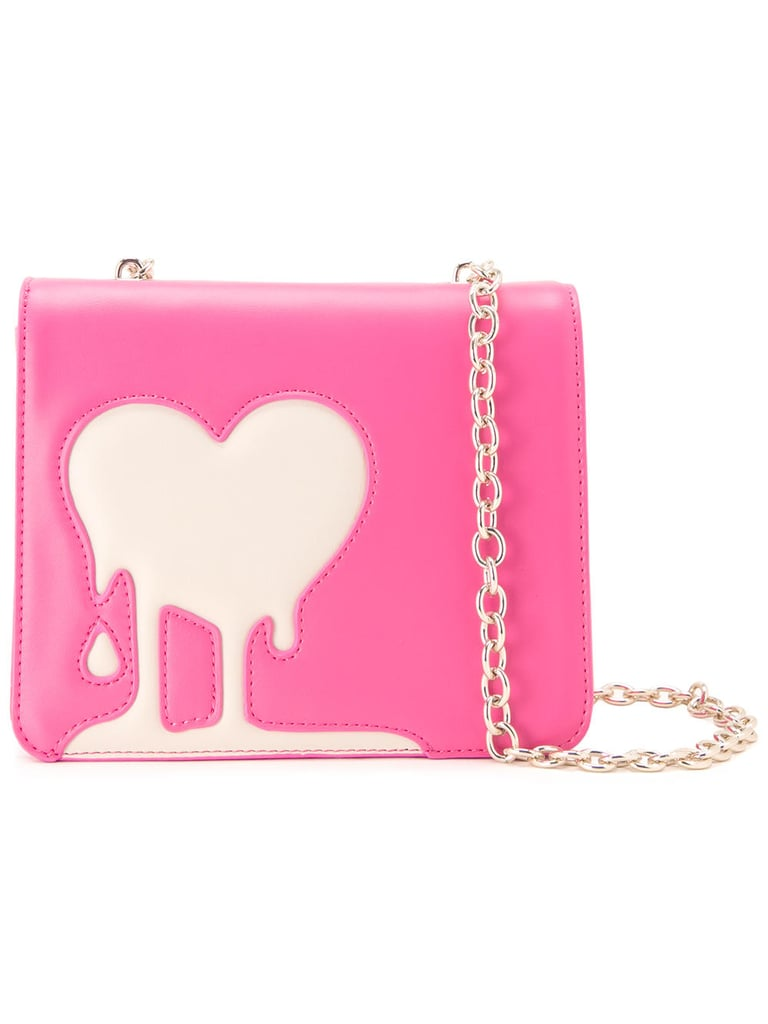 Love Moschino Melted Heart Crossbody Bag ($268)