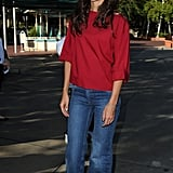 Fall Style Profile: Katie Holmes