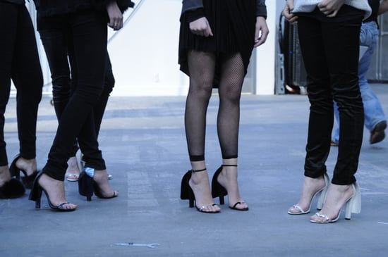 Fall 2011 New York Fashion Week Backstage Photos: Alexander Wang, Jason Wu, Prabal Gurung