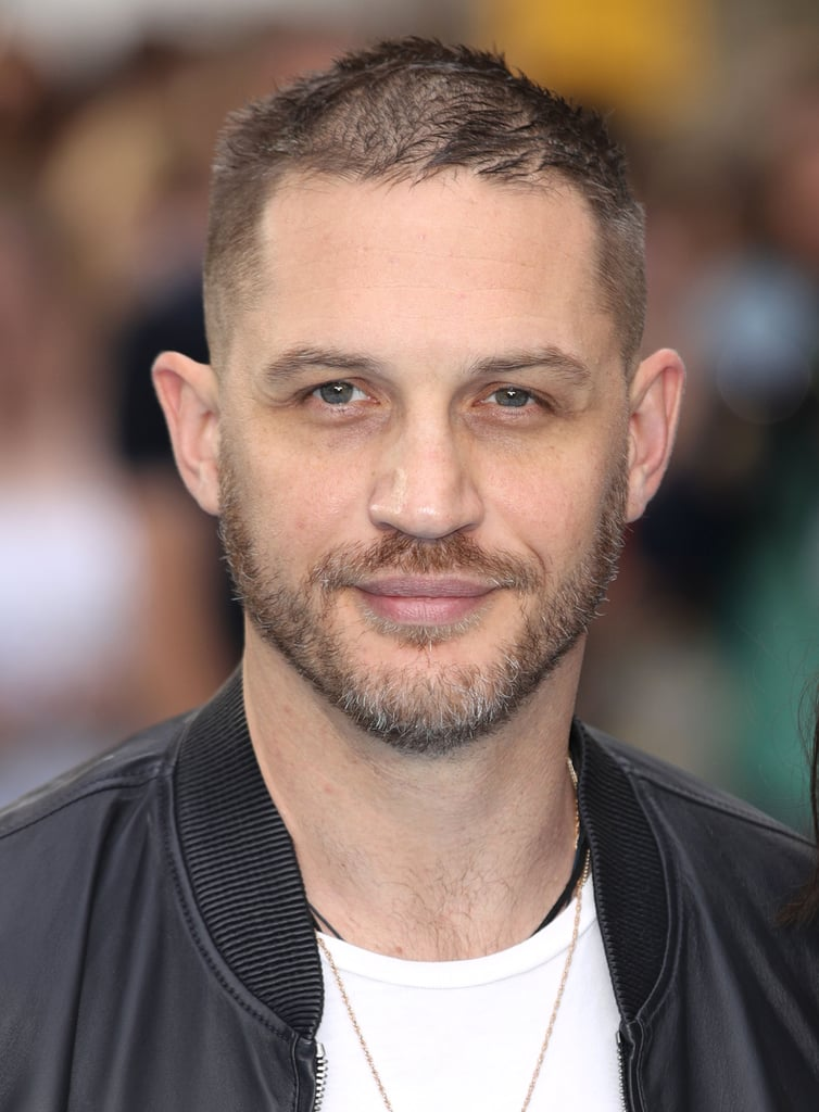 Tom Hardy Smiling Pict...