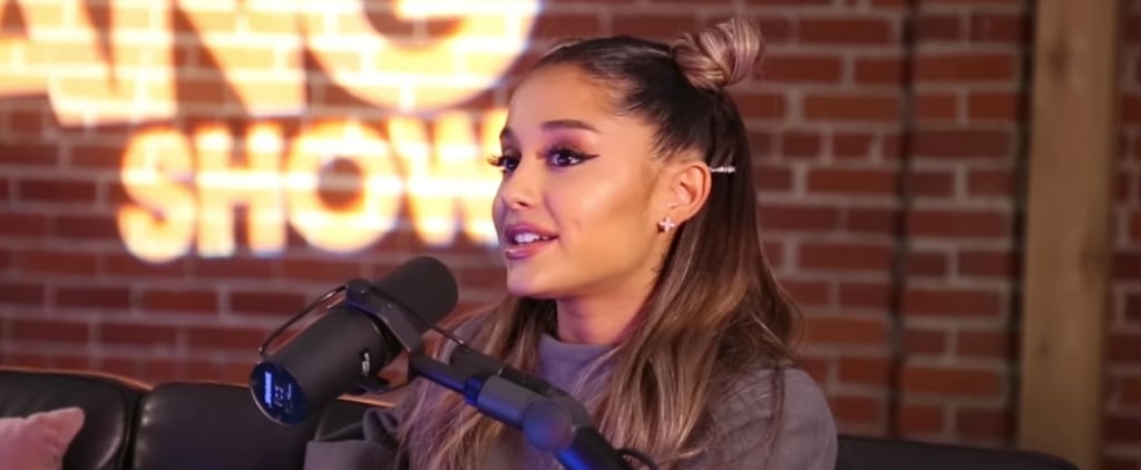"Ariana Grande on Different Versions of ""Thank U, Next"""