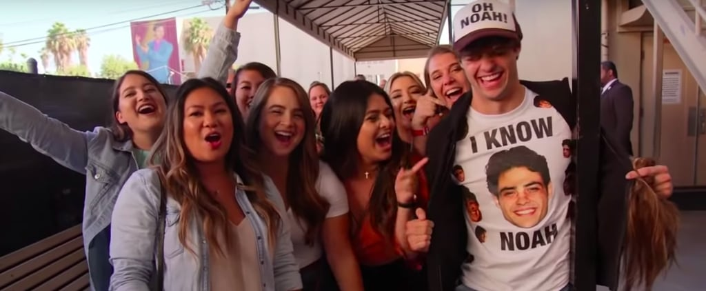 Noah Centineo Surprises Fans on Jimmy Kimmel Live Video 2018