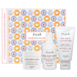 Monday Giveaway! Fresh Morning Glow Skincare Set