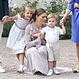Princess Estelle Gets Candid in a Sweet Picture