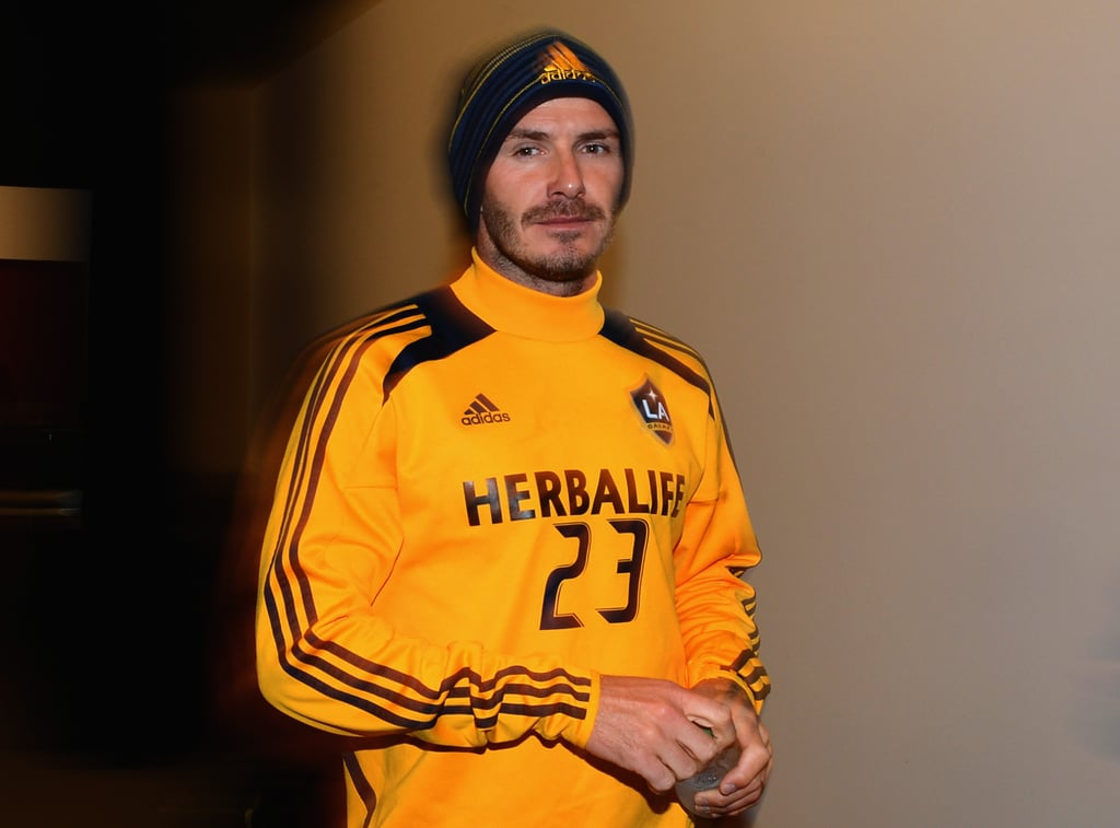 a6d0a020a5 David Beckham Announces He Leaving LA Galaxy Pictures