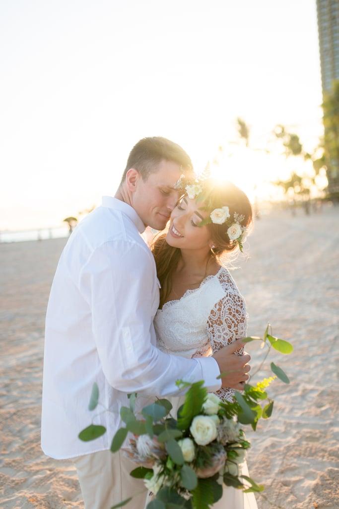 Boho Wedding in Hawaii