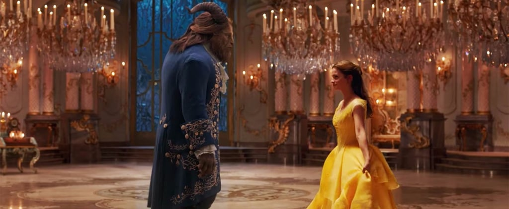 This Side-by-Side of the Old and New Beauty and the Beast Trailers Will Completely Wreck You