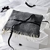 The White Company Cashmere Throw