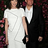 Jane Rosenthal arrived at the Chanel dinner party at the 2012 Tribeca Film Festival.