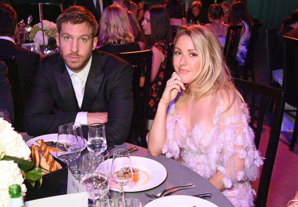 Calvin harris and ellie goulding dating in Australia