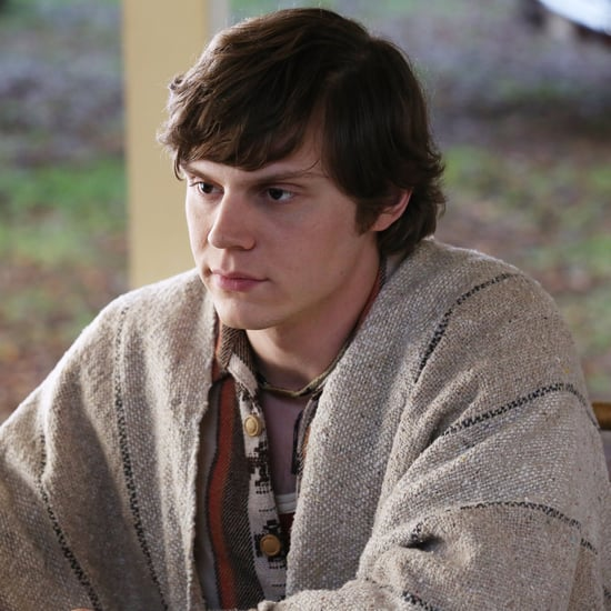 Who Does Evan Peters Play in American Horror Story: Roanoke?