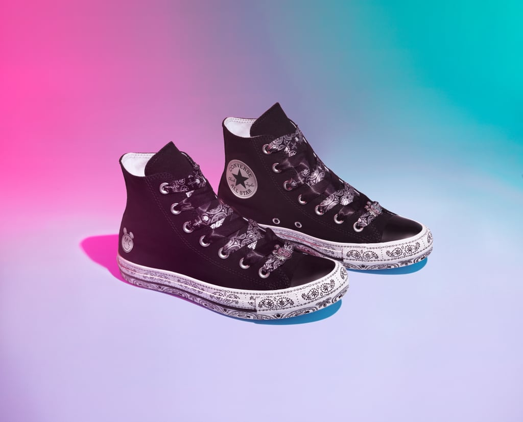 Miley Cyrus Chuck Taylor All Star High Top ( 70)  4b52acc09