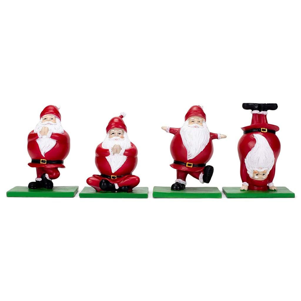 Look at Those Santas Go!