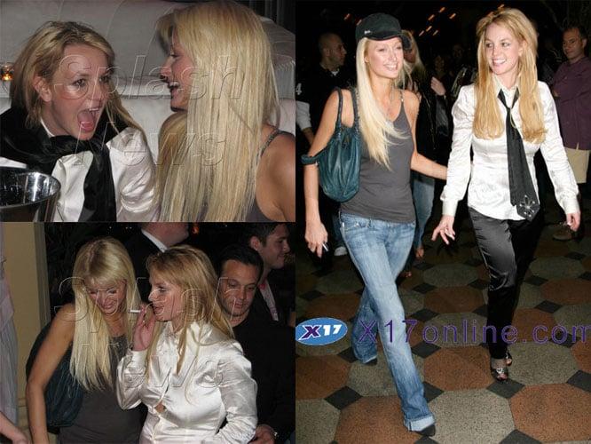 Britney and Paris - Girls Gone Wild
