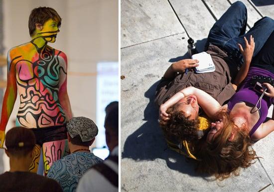 Occupy Wall Street Sex | POPSUGAR Love & Sex
