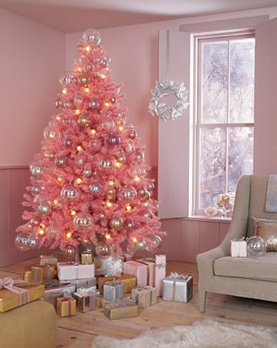 Fake and Fabulous Holiday Trees