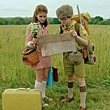 Suzy and Sam From Moonrise Kingdom