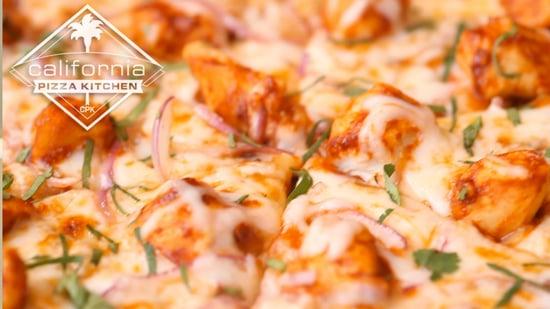 California Pizza Kitchen Food california pizza kitchen bbq chicken pizza recipe | popsugar food