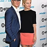 Rachael supported ex-boyfriend Josh Lawson at the premiere of his show House of Lies in LA in Jan. 2012.