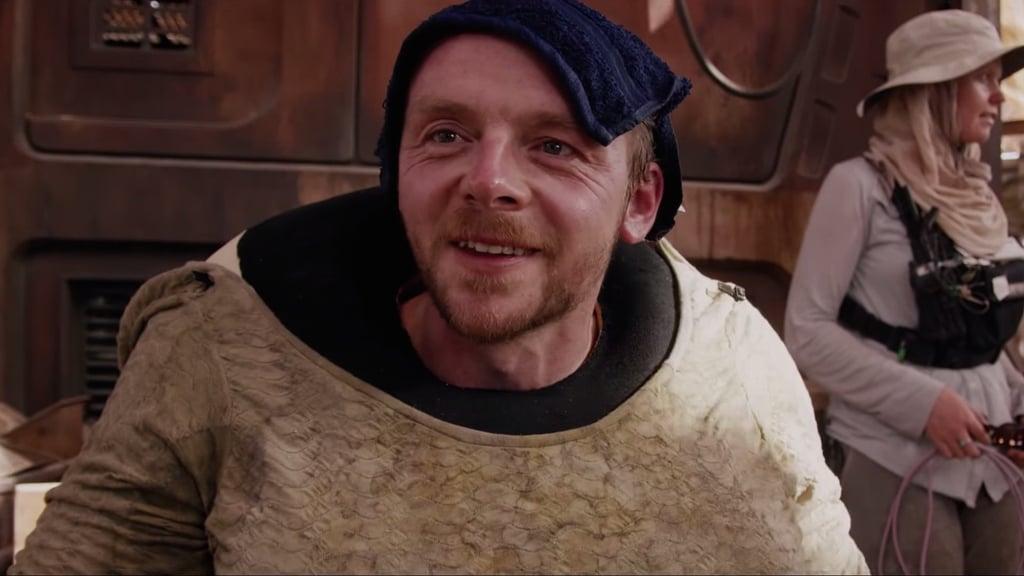 Simon Pegg as Unkar Plutt