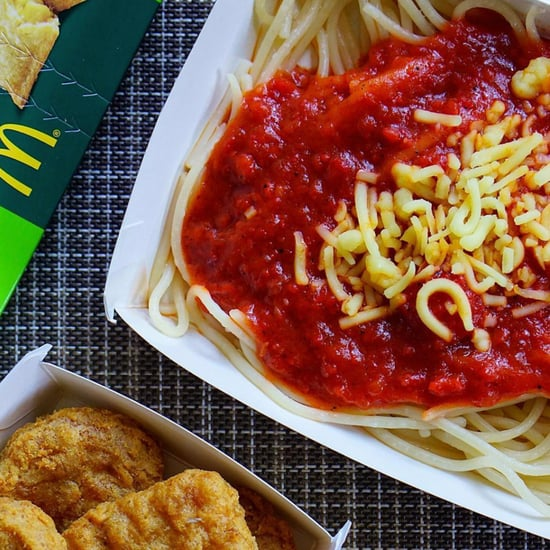 Where Does McDonald's Have McSpaghetti?