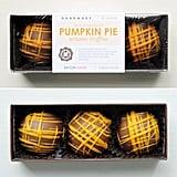 Chocolate Chocolate Chocolate Company Pumpkin Pie Truffles