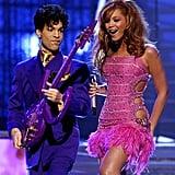 Beyoncé Knowles and Prince