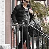 Sandra Bullock Grabs Her Gear and Heads Out in NYC