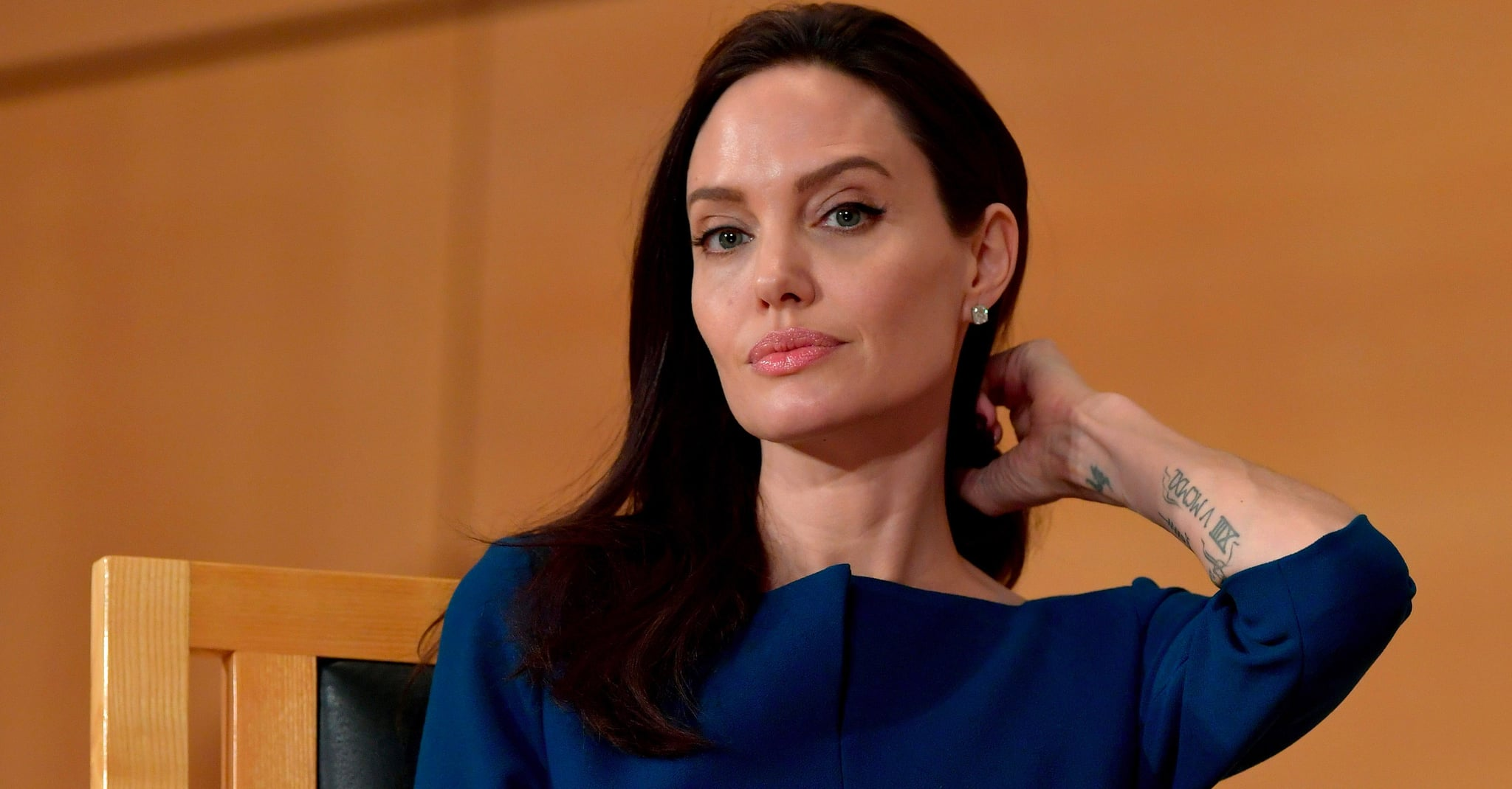 Angelina Jolie's Response to Vanity Fair Audition Story 2017